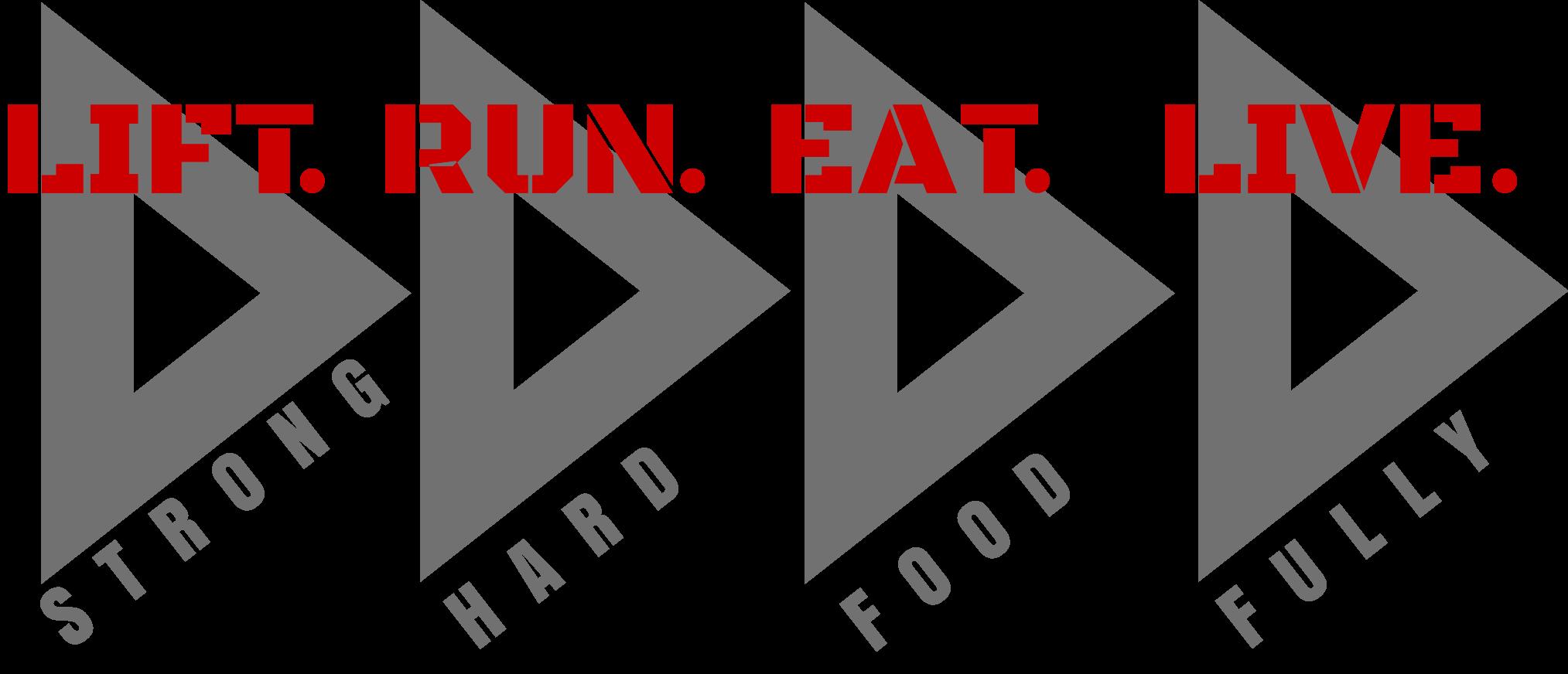 Lift Run Eat Live